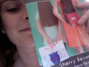 sherry bevan book wrinkly eye